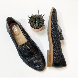 {Franco Sarto} Halton 2 Woven Loafer Size 7.5